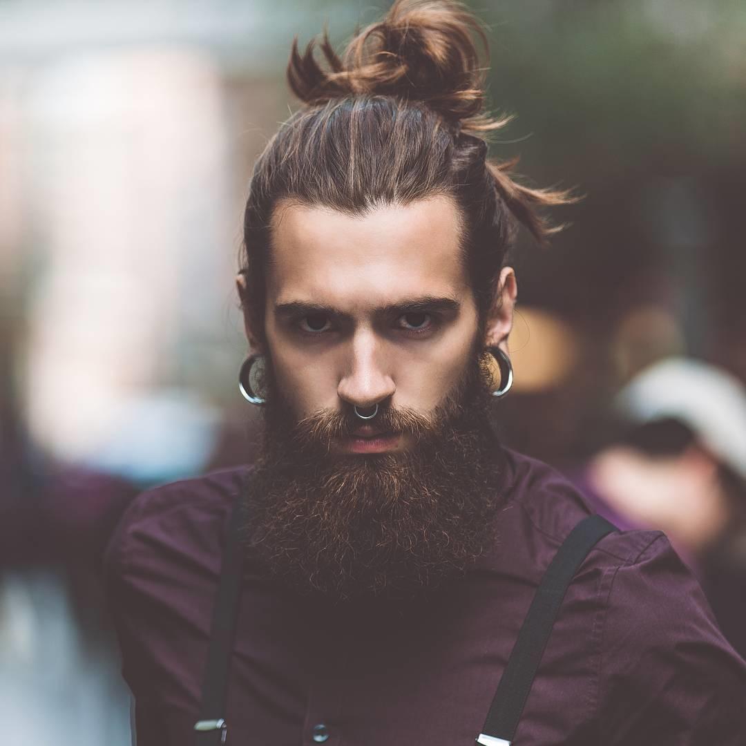 6 cortes de cabelo para quem tem barba - MODA SEM CENSURA