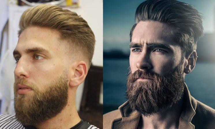 6 cortes de cabelo para quem tem barba