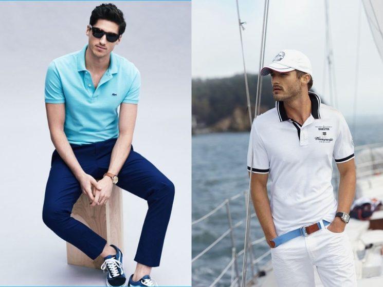 6 dicas para usar camisa polo com estilo