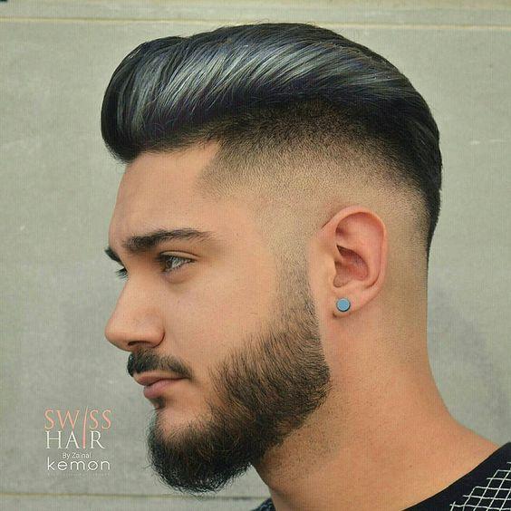 Os 16 cabelos masculinos de 2017  MODA SEM CENSURA BLOG - Fringe Hairstyles