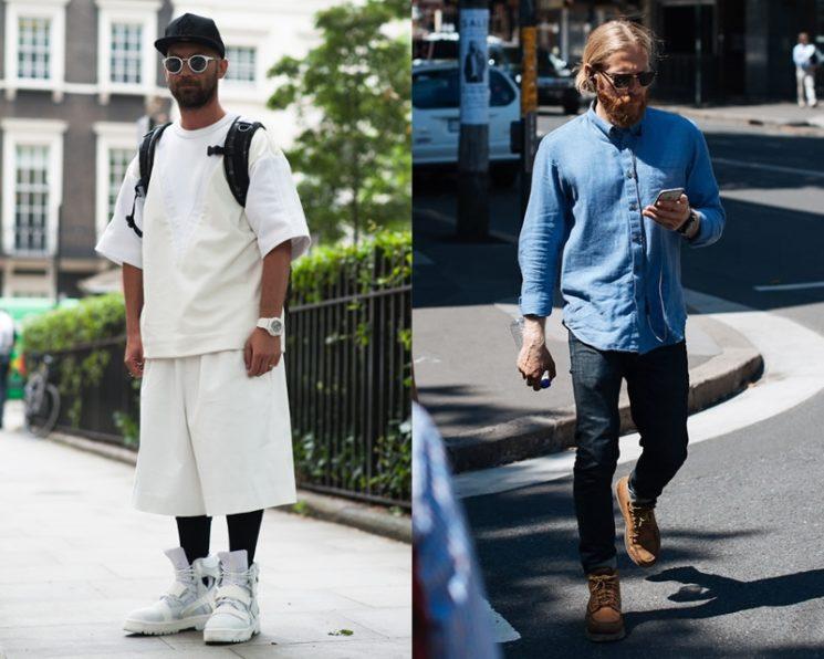 Street Style Masculino #01