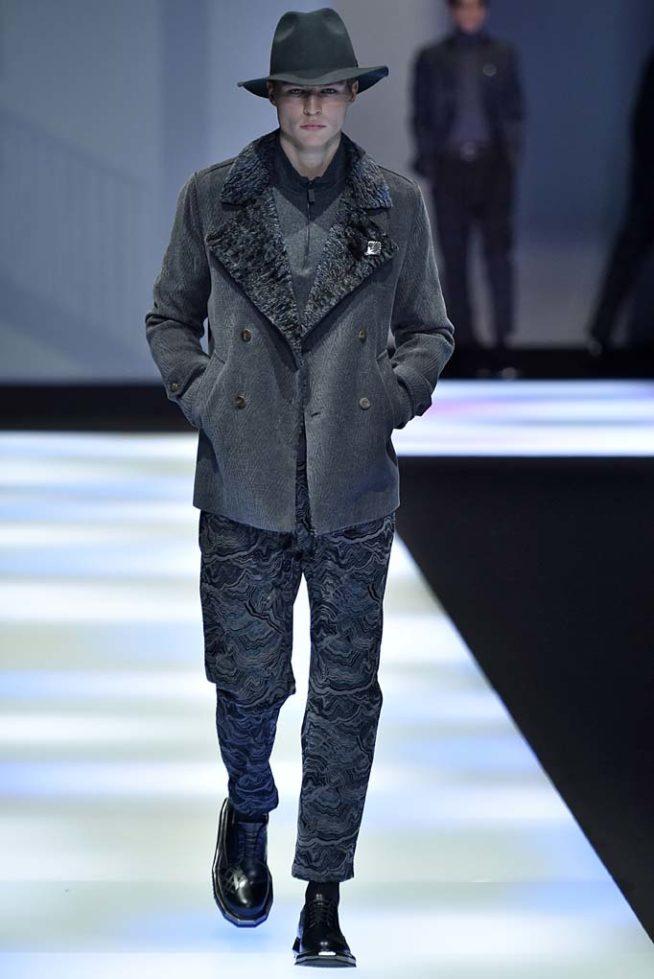Emporio Armani Milan Menswear Fall Winter 2017, desfile masculino, tendencia masculina, inverno 2017, winter 2018, alex cursino, blog de moda, moda sem censura (11)