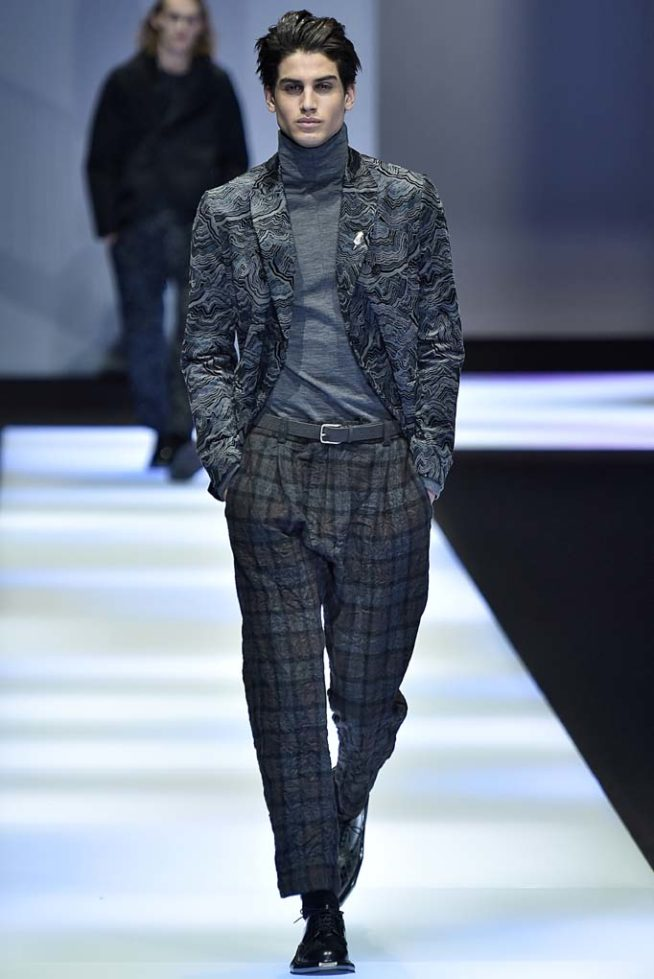 Emporio Armani Milan Menswear Fall Winter 2017, desfile masculino, tendencia masculina, inverno 2017, winter 2018, alex cursino, blog de moda, moda sem censura (12)