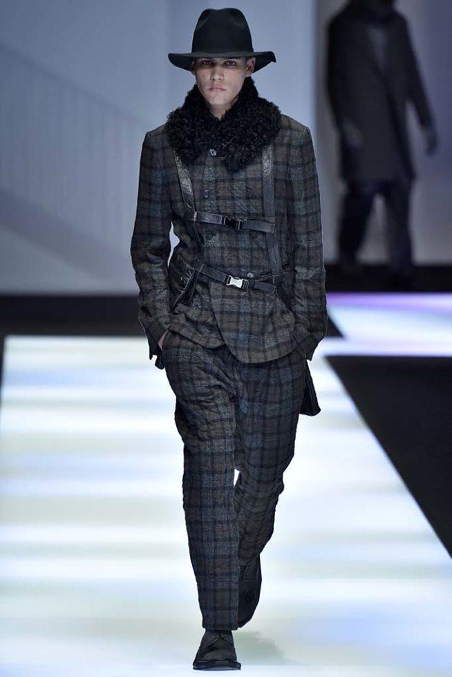 Emporio Armani Milan Menswear Fall Winter 2017, desfile masculino, tendencia masculina, inverno 2017, winter 2018, alex cursino, blog de moda, moda sem censura (16)