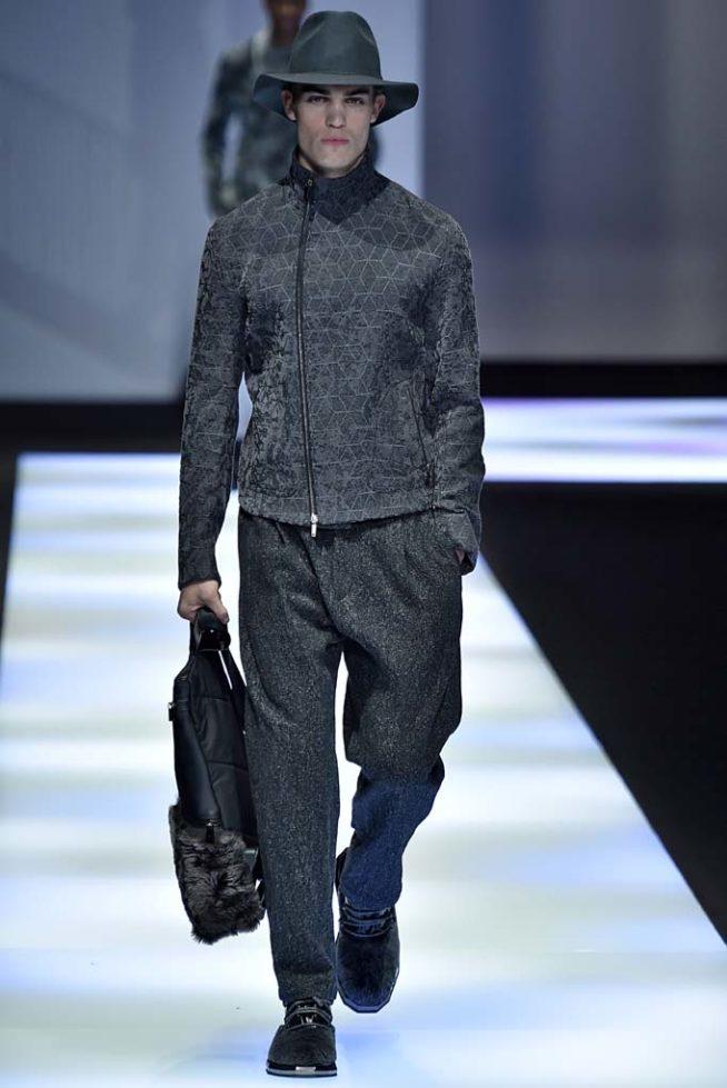 Emporio Armani Milan Menswear Fall Winter 2017, desfile masculino, tendencia masculina, inverno 2017, winter 2018, alex cursino, blog de moda, moda sem censura (22)
