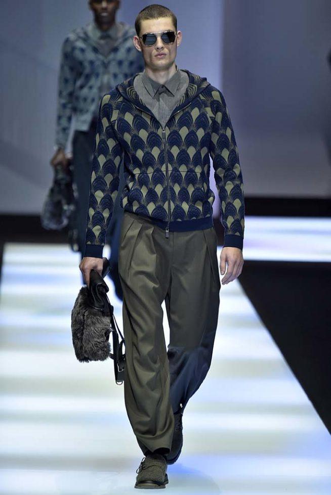 Emporio Armani Milan Menswear Fall Winter 2017, desfile masculino, tendencia masculina, inverno 2017, winter 2018, alex cursino, blog de moda, moda sem censura (27)