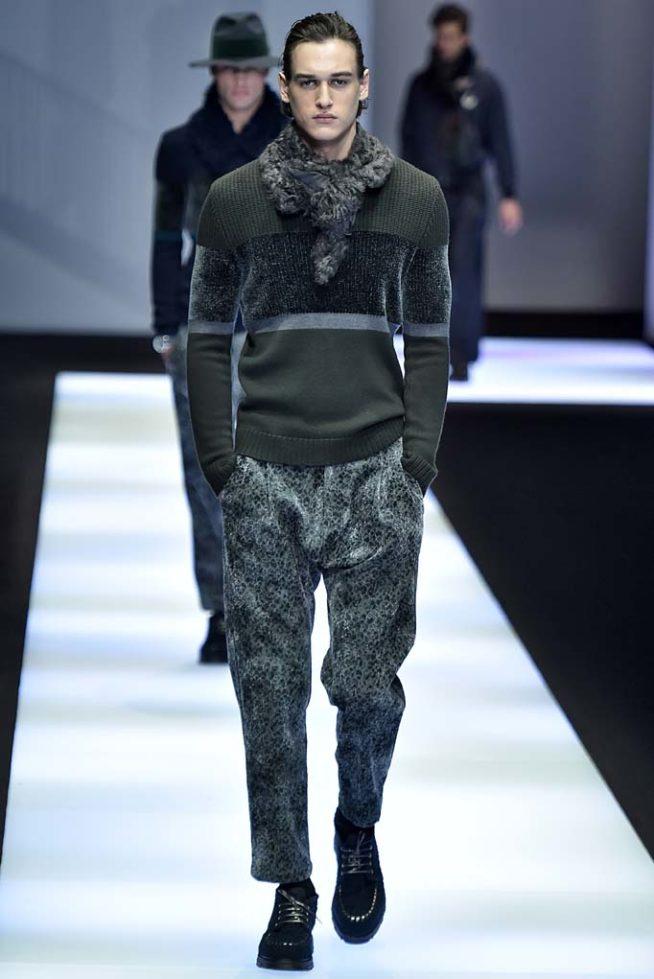 Emporio Armani Milan Menswear Fall Winter 2017, desfile masculino, tendencia masculina, inverno 2017, winter 2018, alex cursino, blog de moda, moda sem censura (30)