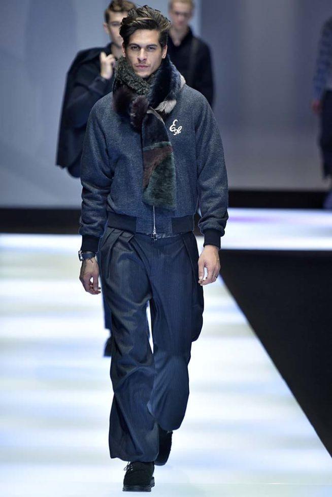 Emporio Armani Milan Menswear Fall Winter 2017, desfile masculino, tendencia masculina, inverno 2017, winter 2018, alex cursino, blog de moda, moda sem censura (32)