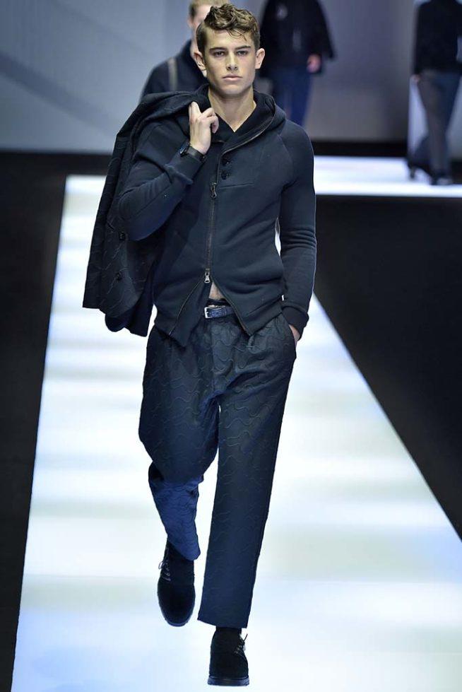 Emporio Armani Milan Menswear Fall Winter 2017, desfile masculino, tendencia masculina, inverno 2017, winter 2018, alex cursino, blog de moda, moda sem censura (33)