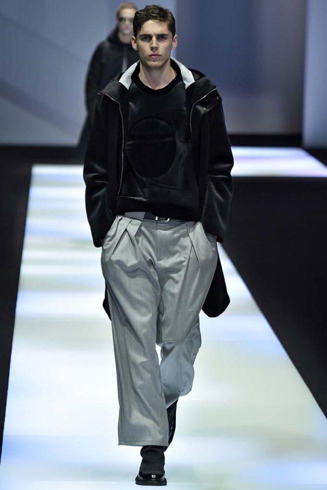 Emporio Armani Milan Menswear Fall Winter 2017, desfile masculino, tendencia masculina, inverno 2017, winter 2018, alex cursino, blog de moda, moda sem censura (46)