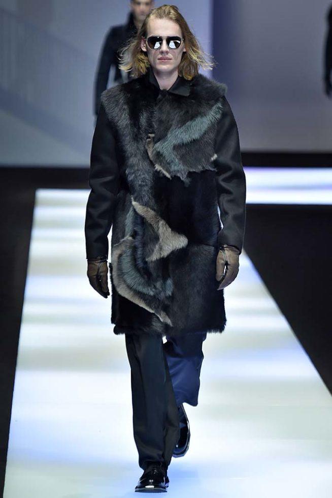 Emporio Armani Milan Menswear Fall Winter 2017, desfile masculino, tendencia masculina, inverno 2017, winter 2018, alex cursino, blog de moda, moda sem censura (49)
