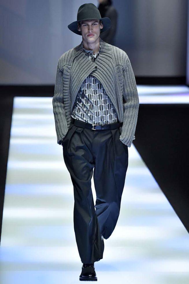 Emporio Armani Milan Menswear Fall Winter 2017, desfile masculino, tendencia masculina, inverno 2017, winter 2018, alex cursino, blog de moda, moda sem censura (5)