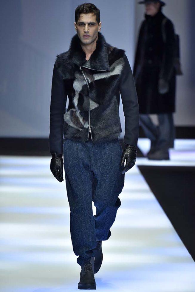 Emporio Armani Milan Menswear Fall Winter 2017, desfile masculino, tendencia masculina, inverno 2017, winter 2018, alex cursino, blog de moda, moda sem censura (50)