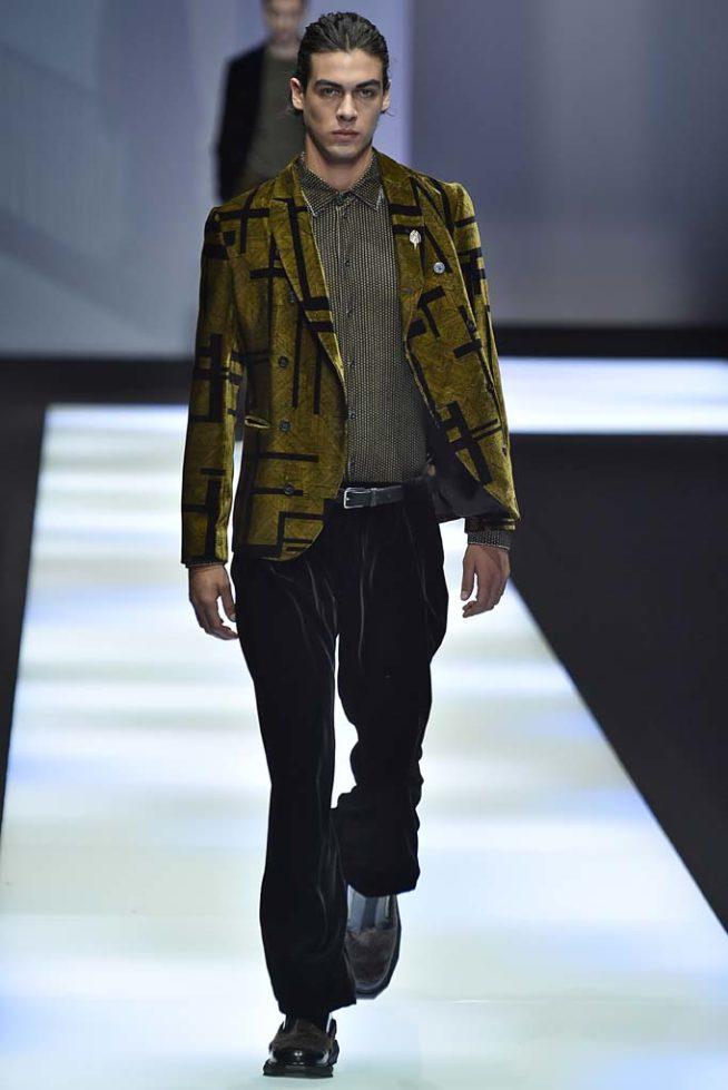 Emporio Armani Milan Menswear Fall Winter 2017, desfile masculino, tendencia masculina, inverno 2017, winter 2018, alex cursino, blog de moda, moda sem censura (64)