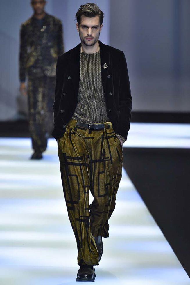 Emporio Armani Milan Menswear Fall Winter 2017, desfile masculino, tendencia masculina, inverno 2017, winter 2018, alex cursino, blog de moda, moda sem censura (65)