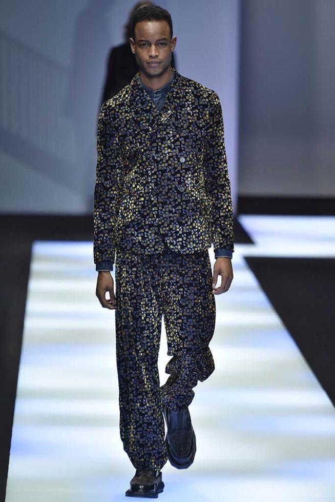 Emporio Armani Milan Menswear Fall Winter 2017, desfile masculino, tendencia masculina, inverno 2017, winter 2018, alex cursino, blog de moda, moda sem censura (66)