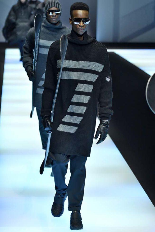 Emporio Armani Milan Menswear Fall Winter 2017, desfile masculino, tendencia masculina, inverno 2017, winter 2018, alex cursino, blog de moda, moda sem censura (70)