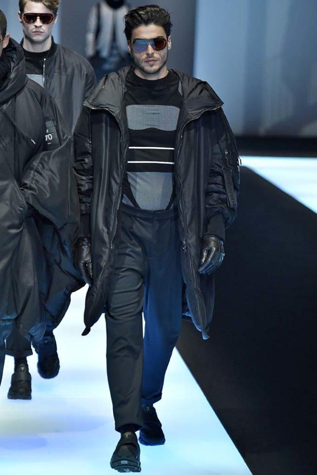 Emporio Armani Milan Menswear Fall Winter 2017, desfile masculino, tendencia masculina, inverno 2017, winter 2018, alex cursino, blog de moda, moda sem censura (71)