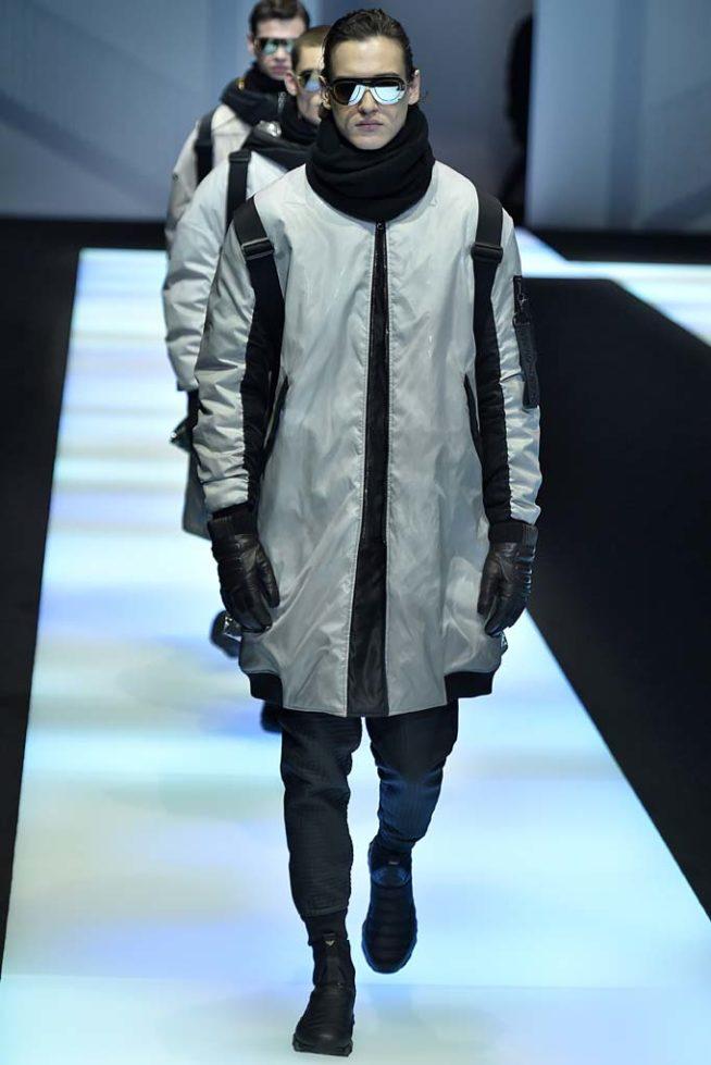 Emporio Armani Milan Menswear Fall Winter 2017, desfile masculino, tendencia masculina, inverno 2017, winter 2018, alex cursino, blog de moda, moda sem censura (76)