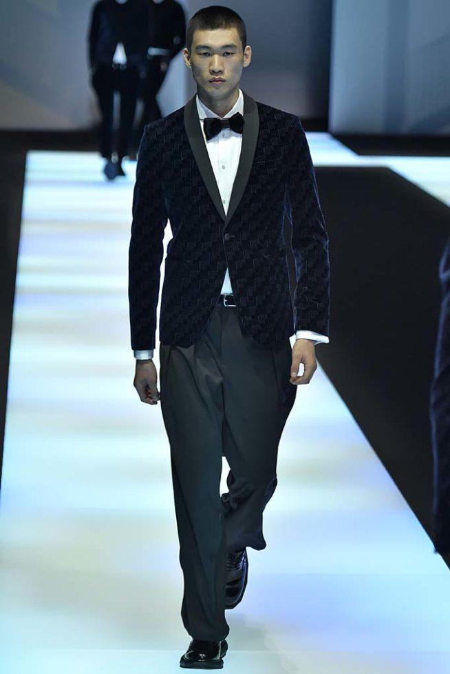 Emporio Armani Milan Menswear Fall Winter 2017, desfile masculino, tendencia masculina, inverno 2017, winter 2018, alex cursino, blog de moda, moda sem censura (80)