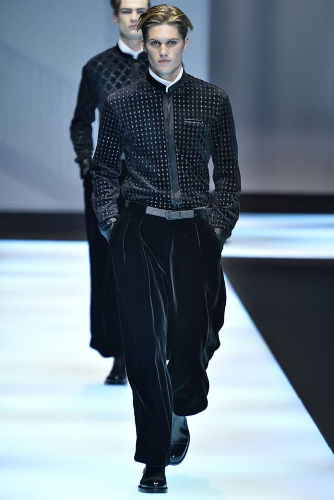 Emporio Armani Milan Menswear Fall Winter 2017, desfile masculino, tendencia masculina, inverno 2017, winter 2018, alex cursino, blog de moda, moda sem censura (83)