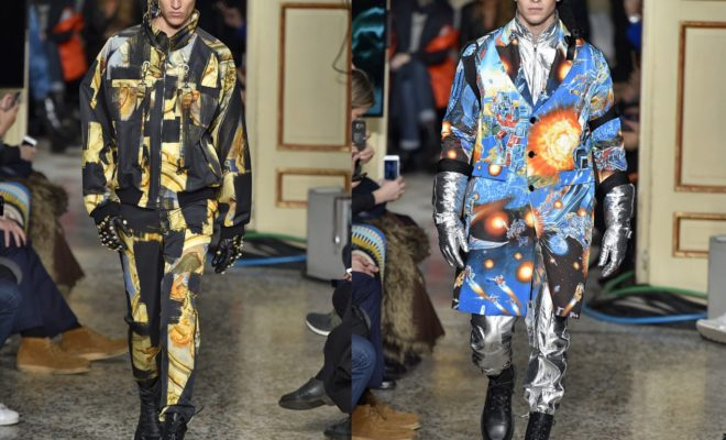 Moschino Milan Menswear Fall Winter 2017, desfile masculino, tendencia masculina, inverno 2017, winter 2018, alex cursino, blog de moda, moda sem censura (28)-horz
