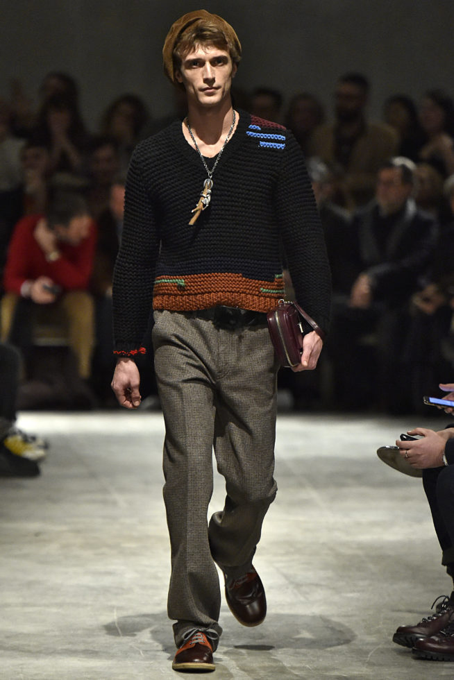 Prada Fall Winter 2017, desfile masculino, tendencia masculina, inverno 2017, winter 2018, alex cursino, blog de moda, moda sem censura (16)