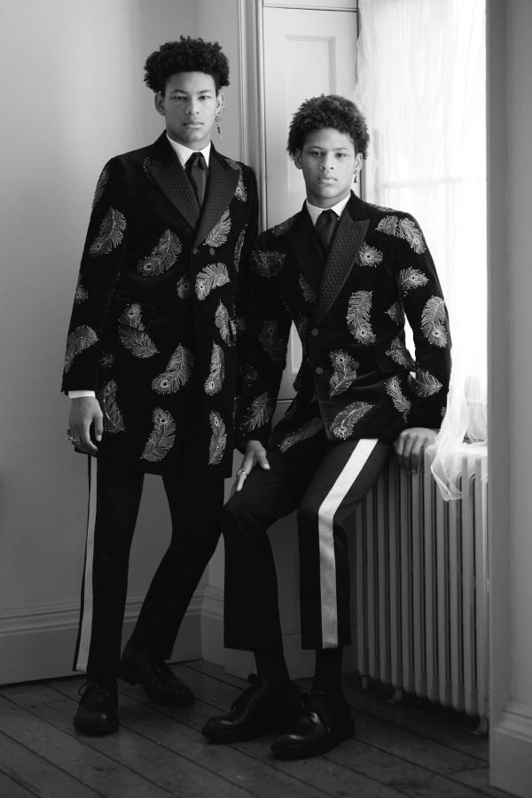 alexander mcqueen inverno 2017, milan fashion week, menswear, moda masculina, moda sem censura, dicas de moda, alex cursino (11)