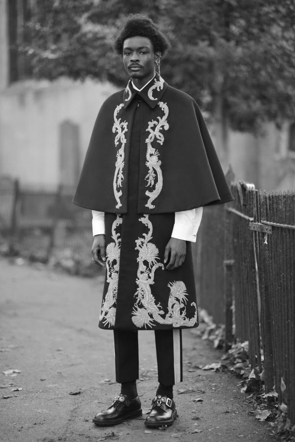 alexander mcqueen inverno 2017, milan fashion week, menswear, moda masculina, moda sem censura, dicas de moda, alex cursino (4)
