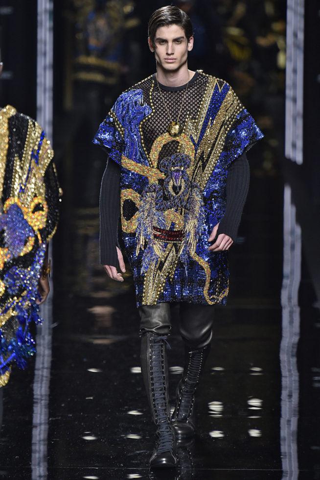 balmain, inverno 2017, moda sem censura, moda masculina, dicas de moda, alex cursino, blog de moda masculina, menswear, paris fashion week, dior 2017, (1)