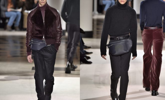 Hermes Paris Menswear Fall Winter 2017 January 2017