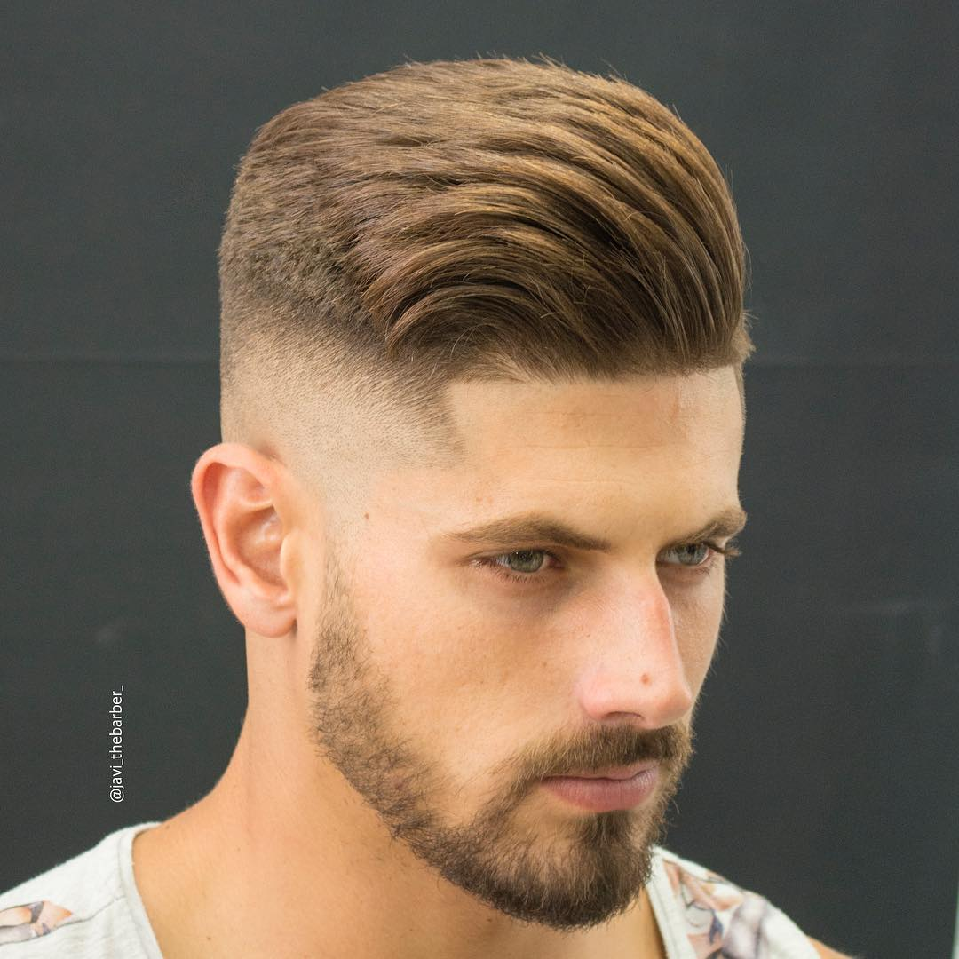 Mens faded haircut chew lk chew on pinterest