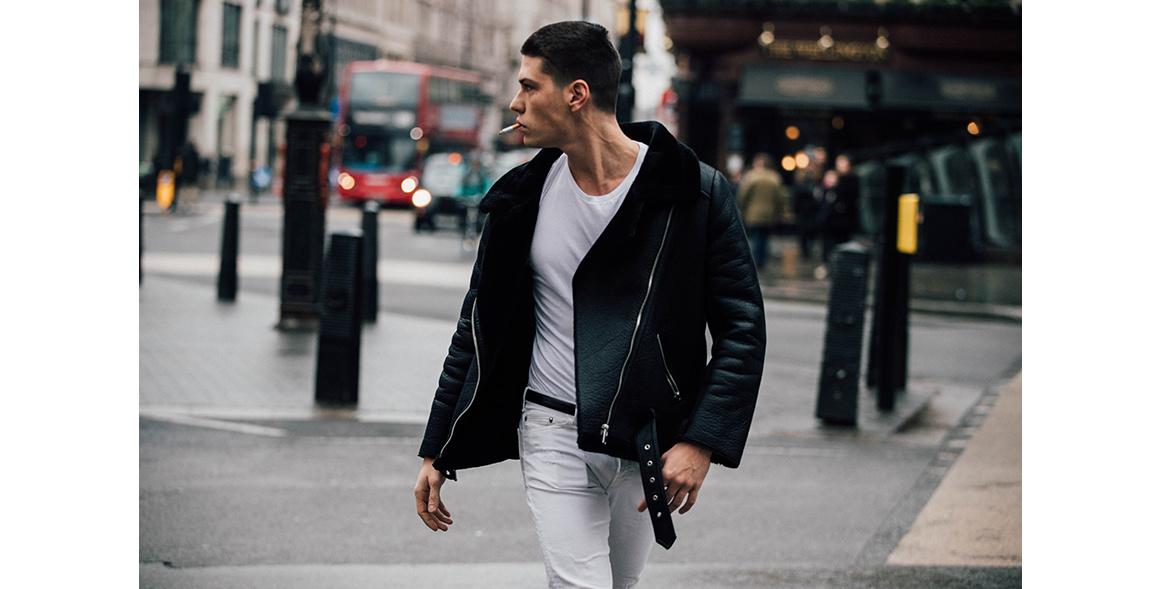 london fashion week mens, winter 2017, fall 2018, street style, look masculino, blogger, blog de moda masculina, alex cursino, youtuber, canal de moda, dicas de moda (15)