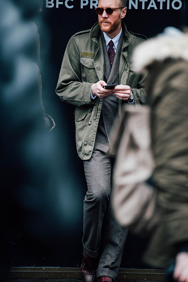 london fashion week mens, winter 2017, fall 2018, street style, look masculino, blogger, blog de moda masculina, alex cursino, youtuber, canal de moda, dicas de moda (16)