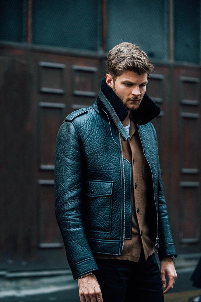 O street style da Semana de Moda Masculina de Londres - MODA SEM CENSURA | BLOG DE MODA MASCULINA