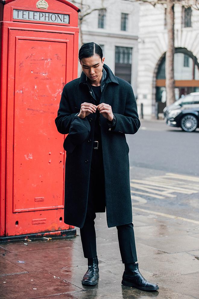 london fashion week mens, winter 2017, fall 2018, street style, look masculino, blogger, blog de moda masculina, alex cursino, youtuber, canal de moda, dicas de moda (31)
