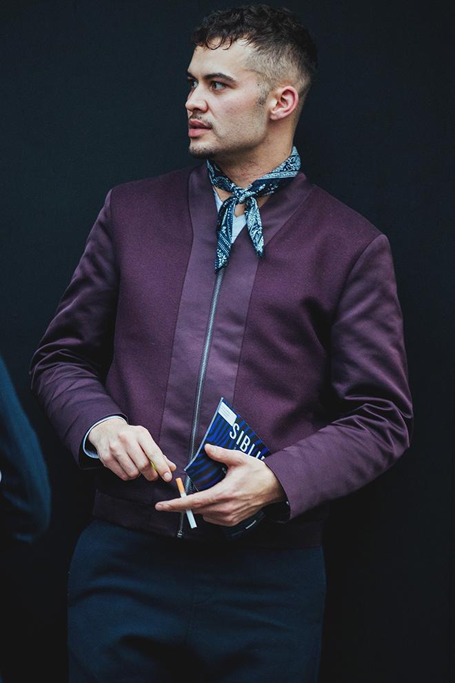 london fashion week mens, winter 2017, fall 2018, street style, look masculino, blogger, blog de moda masculina, alex cursino, youtuber, canal de moda, dicas de moda (33)