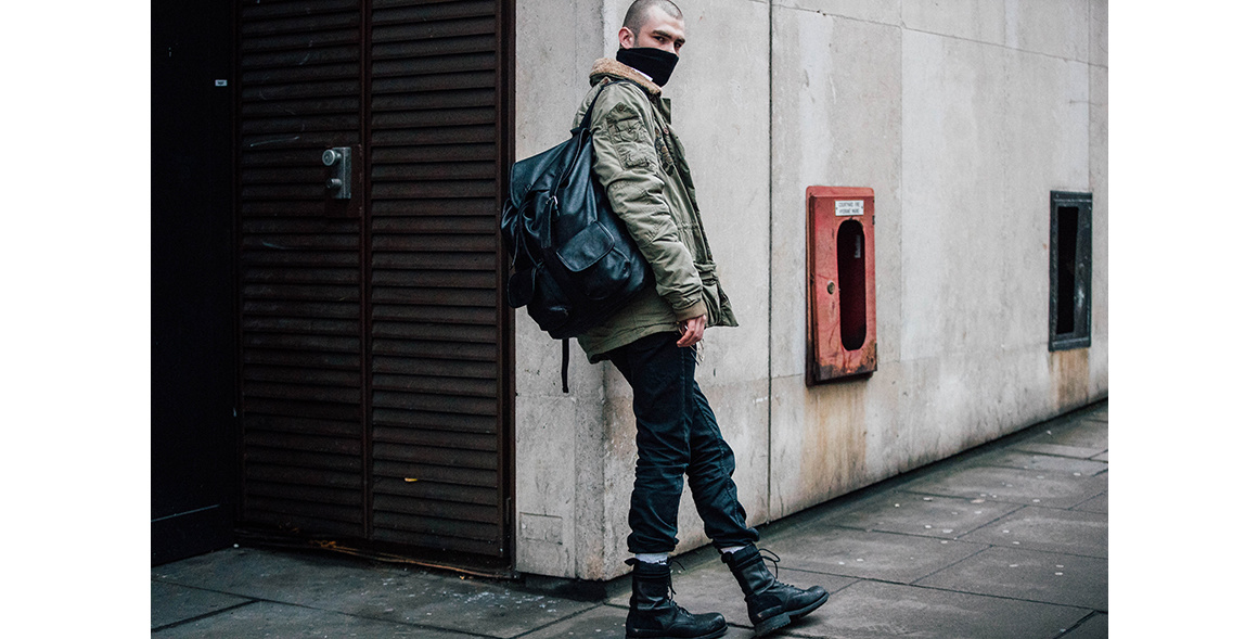 london fashion week mens, winter 2017, fall 2018, street style, look masculino, blogger, blog de moda masculina, alex cursino, youtuber, canal de moda, dicas de moda (35)