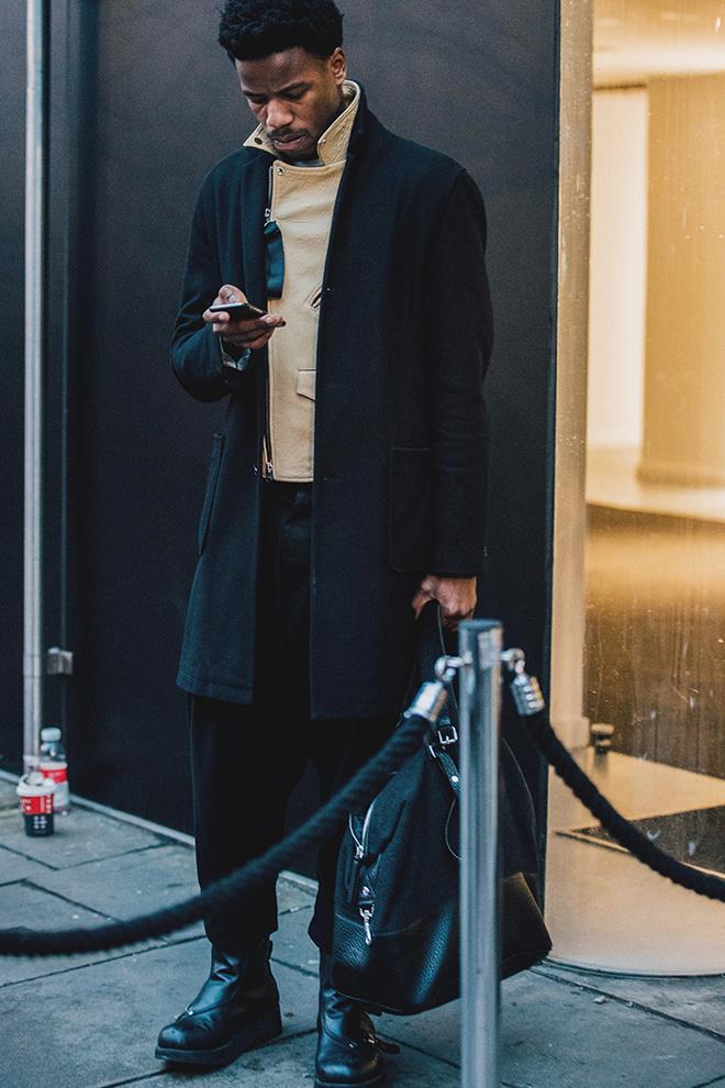 london fashion week mens, winter 2017, fall 2018, street style, look masculino, blogger, blog de moda masculina, alex cursino, youtuber, canal de moda, dicas de moda (36)