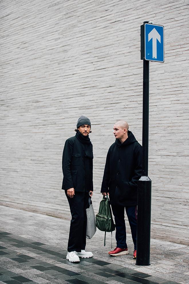 london fashion week mens, winter 2017, fall 2018, street style, look masculino, blogger, blog de moda masculina, alex cursino, youtuber, canal de moda, dicas de moda (41)