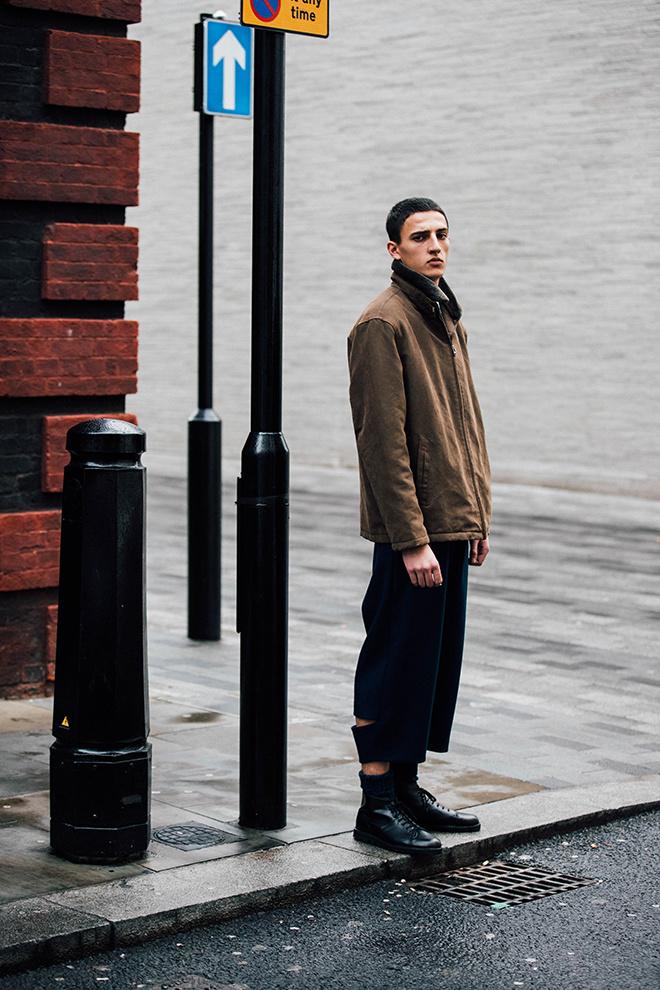 london fashion week mens, winter 2017, fall 2018, street style, look masculino, blogger, blog de moda masculina, alex cursino, youtuber, canal de moda, dicas de moda (44)
