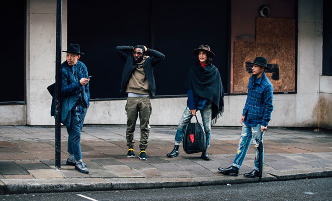 london fashion week mens, winter 2017, fall 2018, street style, look masculino, blogger, blog de moda masculina, alex cursino, youtuber, canal de moda, dicas de moda (54)