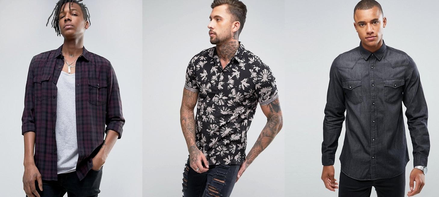 como usar camisa social, como usar camisa casual, dicas de moda, dicas de estilo, alex cursino, youtuber, canal de moda, moda sem censura, blogger, fhits tv (6)