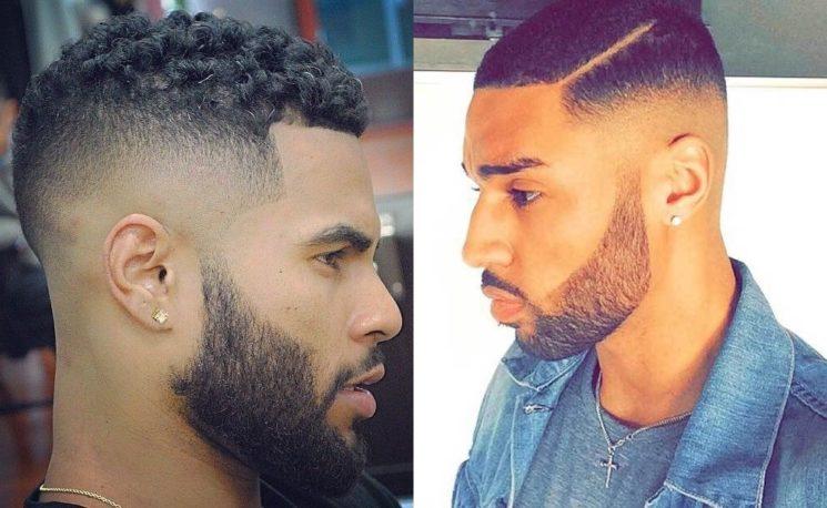 Cortes de cabelo masculino crespo 2017