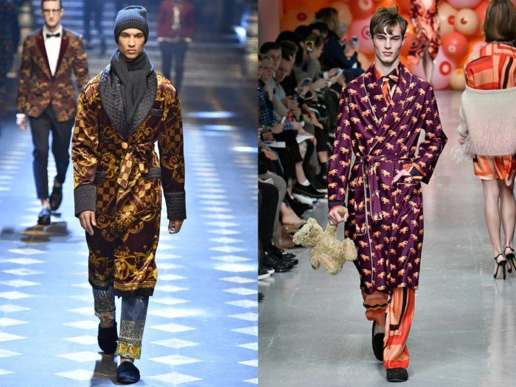 Pijama para o dia a dia é tendência masculina