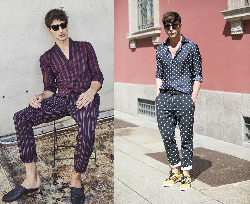dicas de moda masculina 2017, moda masculina 2017, tendencia 2017, dolce gabbana, alex cursino, moda sem censura, blog de moda masculina, menswear, trend, pijama masculino, pijamas 2017,