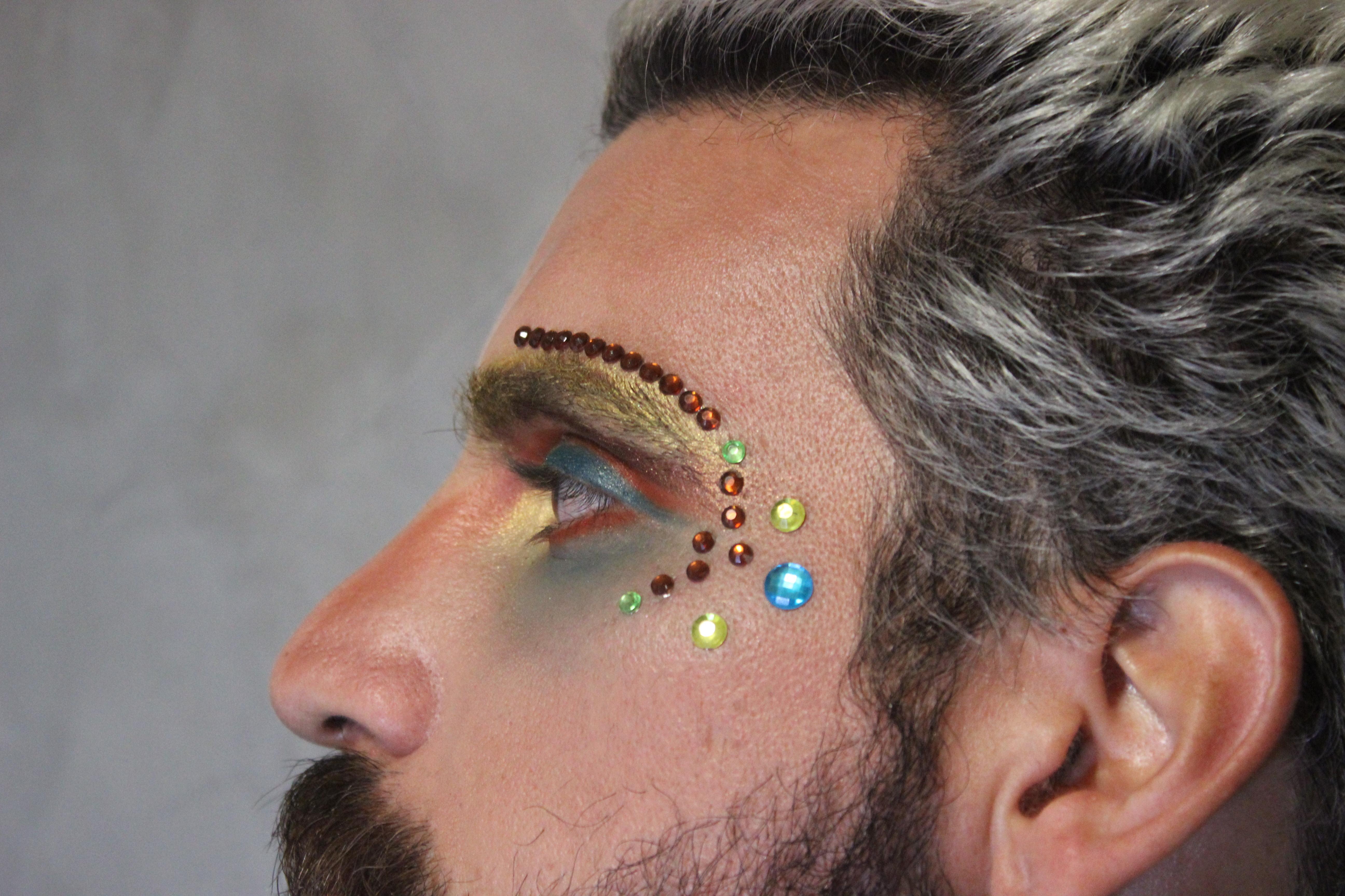 maquiagem masculina, maquiagem carnaval 2017, maquiagem para homem, fantasia masculina 2017, carnaval 2017, mens, grooming, dicas de moda, moda sem censura, alex cursino, blog de moda masculina (1)