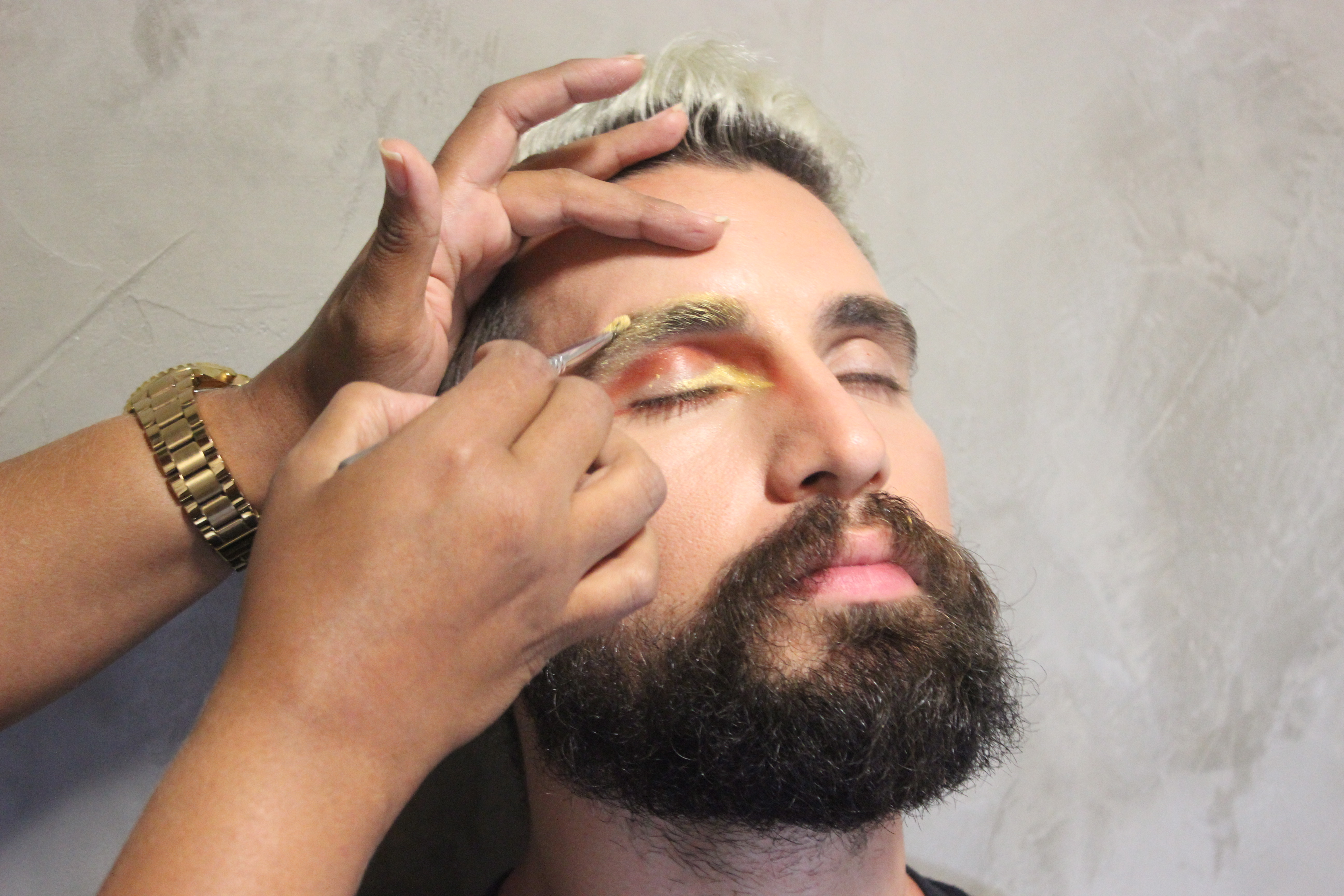 maquiagem masculina, maquiagem carnaval 2017, maquiagem para homem, fantasia masculina 2017, carnaval 2017, mens, grooming, dicas de moda, moda sem censura, alex cursino, blog de moda masculina (4)