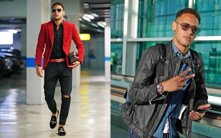 3 dicas de estilo com Neymar Jr