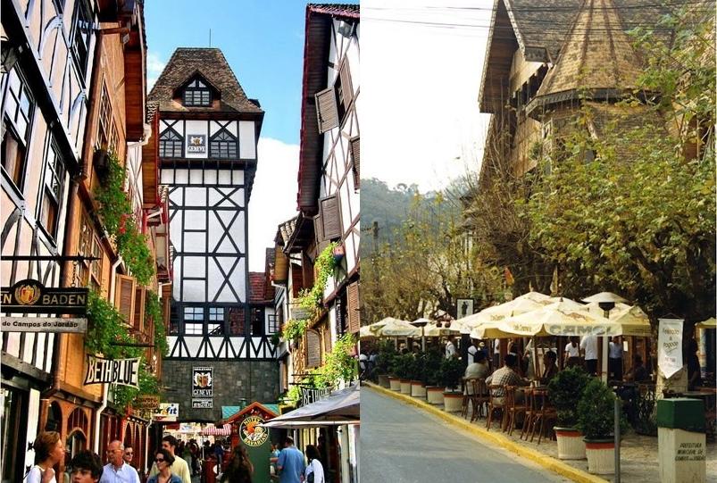 3 cidades frias turisticas do Brasil para viajar